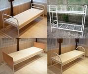 Металлическая кровать. Кровати двухъярусные.
