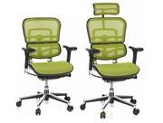 Офисное кресло Ergohuman